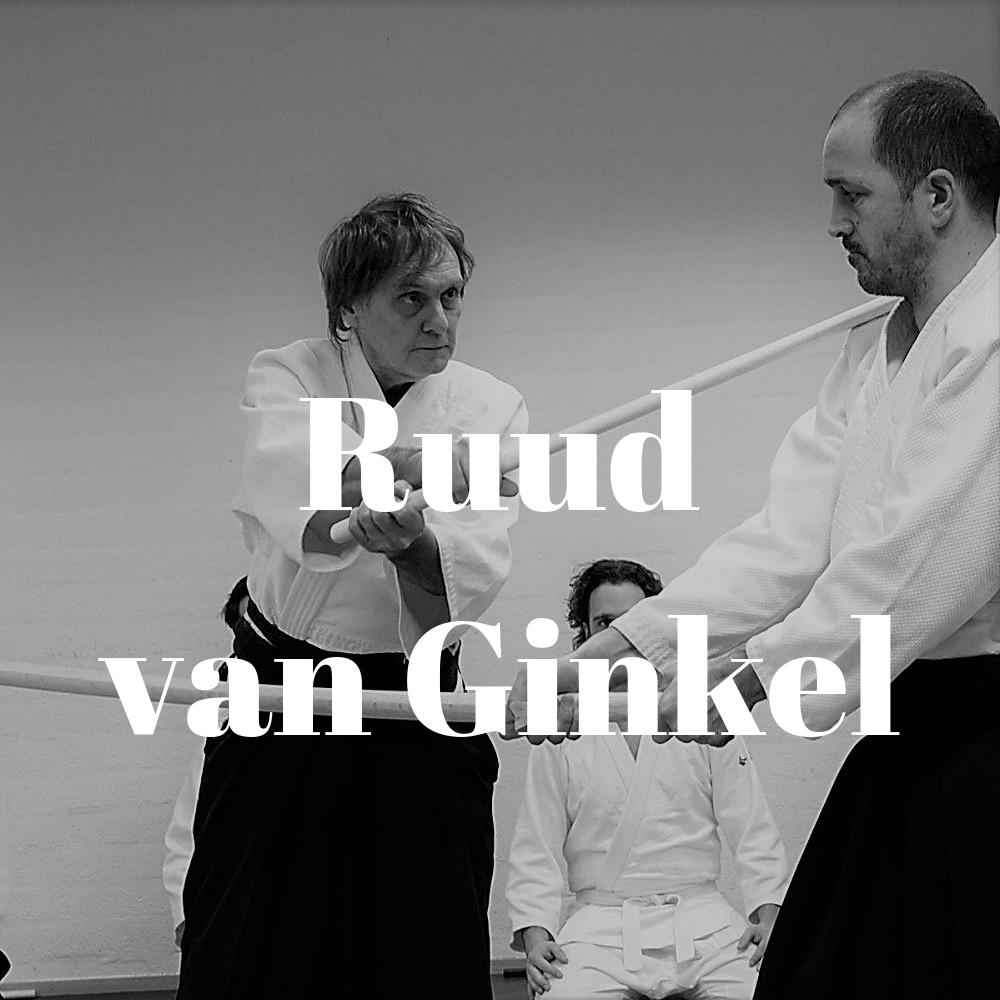 Ruud van Ginkel Aikido