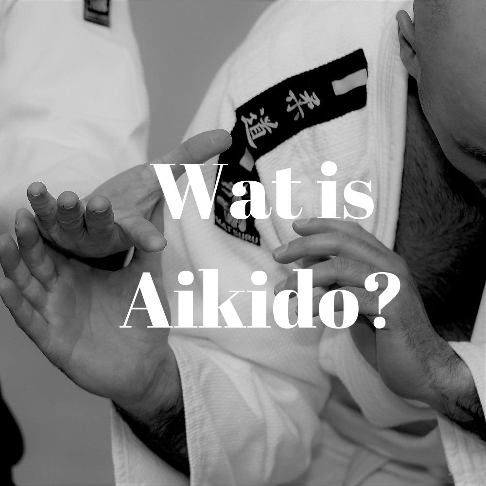 Wat is Aikido